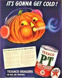 Themes Vintage ads - Texaco PT Anti-Freeze
