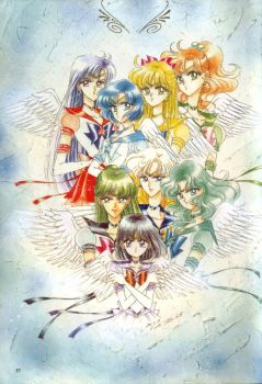 sailor soldiers 2