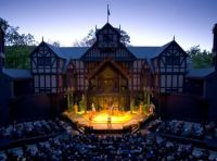 Outdoor Elizabethan Theatre, Ashland, OR