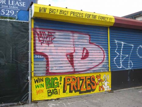 Big prizes building - Coney Island