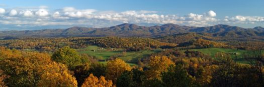 Virginia-Shenandoah Valley