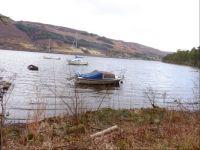 Loch Ness view from Aldourie Jetty