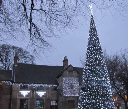 Christmas in Alfreton 2011
