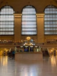 Grand Central Station - almost empty