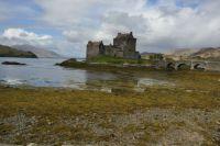 Eilan Donan Castle Scotland
