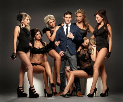Kirk Norcross and the Essex Girls