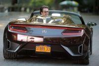 Tony Stark's Acura NSX