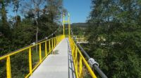 Yellow Bridge (Cantabria, España)