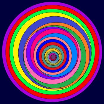 Concentric/Swirl/Concentric... (Medium)
