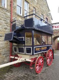 Spirit of Bradford Horse Bus