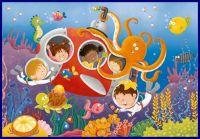 Deep Diving Friends