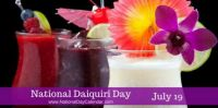 Today Is National Daiquiri Day!!