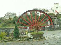 Laxey Wheel Isle of Man