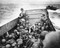 D DAY NORMANDY LANDINGS