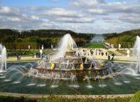 Versailles fountain