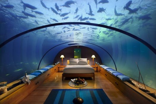 A Maldives Suite