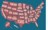 There's Only One Letter That's Not in Any U.S. State Name. Can You Guess It?