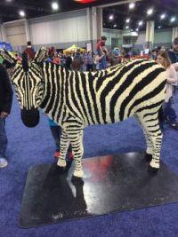 Lego Zebra