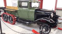 '28 Model A Mail Truck