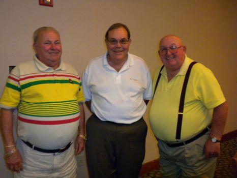 Wayde,Clem & Jim Old Friends