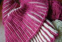 pletený nákrčník / knitted neckwarmer
