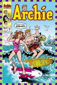 Archie #537 Summer Fun