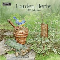 Wells St. 2019 Wall Calendar Garden Herbs