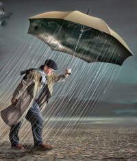 """Walking in the Rain"""