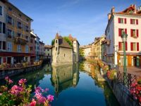 CN Traveler's 10 Most Beautiful Small Towns in France - Annecy