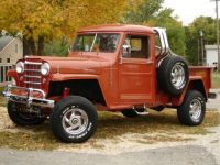 '52 Willy's Overland