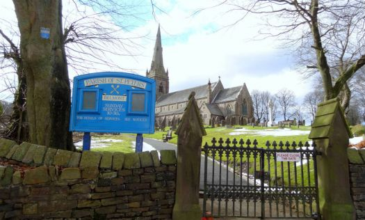 St. Peter's Church, Belmont Village (1)