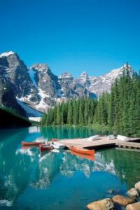 The Rocky Mountains, Canada