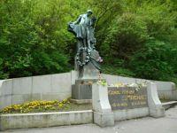 Socha na Petříně