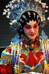 Chinese Opera Girl