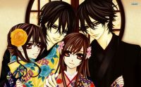 Vampire Knight-The Kuran Family