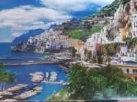 Beautiful Amalfi village, Campania, Italy