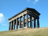 Penshaw Monument, Penshaw, UK