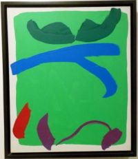 Raymond Parker, Untitled #3 (Green)