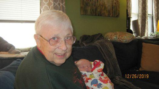 Grandma Snuggles