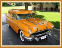 1956 Pontiac Pathfinder Delivery Wagon