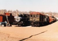 St Louis Museum of Transport - 1980s