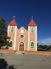 Blanca, Colorado Catholic Church