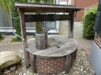 The old times Museum Aalten. The former farm used this well for drinkingwater