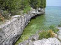 Cave Point Park, Door County,WI