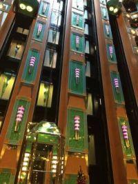 cruise elevators