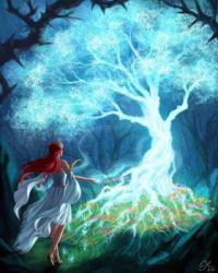 Magic Oak Tree (small)