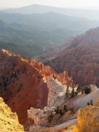 Cedar Breaks, North View, Utah, USA