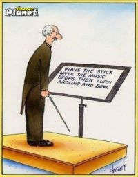 The Conductor........