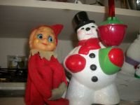 Frosty & Friend