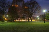 Eiffel Tower Awakening